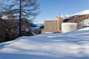 Hotel Castell - Zuoz/ St. Moritz