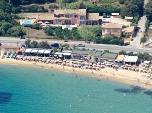 Hôtel de la Vierge Noire, Hotel  Sainte-Maxime - big - 45