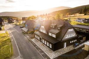 Hotel Chata Hradečanka Horní Malá Úpa Tschechien