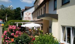 Hotel zur Post - Langenau
