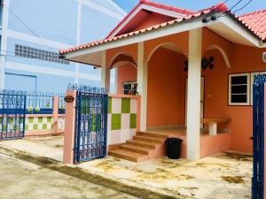 Kannika Home, Dovolenkové domy  Hua Hin - big - 9