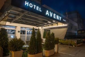 Garni Hotel Aveny
