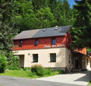 Accommodation in Bedřichov