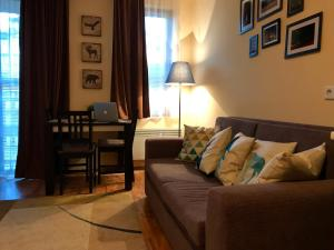 obrázek - Cozy nordic apartment in Bansko