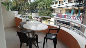 Apartahotel Caribe Paraiso, Апарт-отели  Хуан-Долио - big - 11