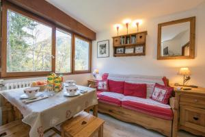 Sainte-Foy-l'Argentiere Apartment Sleeps 2 Pool - Hotel - Chamonix
