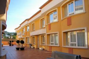 Aparthotel Bahia Pinosol, Aparthotels  Jávea - big - 37