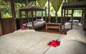 . Tucan Private Family Cabana Cabin