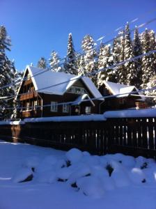 Country House Domashniy Ochag - Ust'-Pyzha