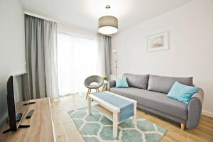 Trendy apartment on the 13th floor