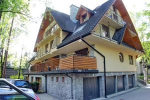 Apartamenty Chata Pod Reglami Zakopane