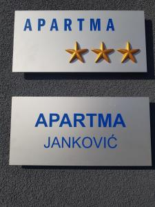 Apartmaji Janković