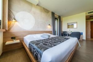 Hotel Gardenia, Hotely  Romano Canavese - big - 71