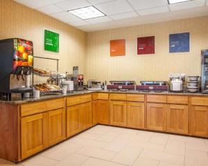 Comfort Inn Lehigh Valley West, Hotels  Fogelsville - big - 14