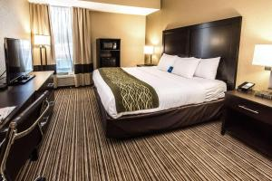 Comfort Inn Lehigh Valley West, Hotels  Fogelsville - big - 17