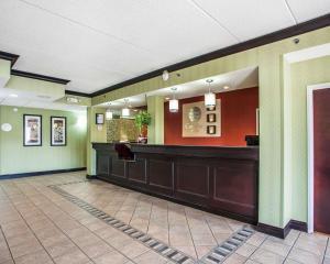 Comfort Inn Lehigh Valley West, Hotels  Fogelsville - big - 22