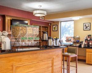Comfort Inn Lehigh Valley West, Hotels  Fogelsville - big - 26