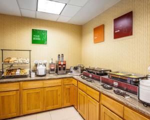 Comfort Inn Lehigh Valley West, Hotels  Fogelsville - big - 28