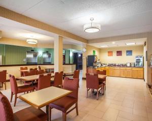 Comfort Inn Lehigh Valley West, Hotels  Fogelsville - big - 29