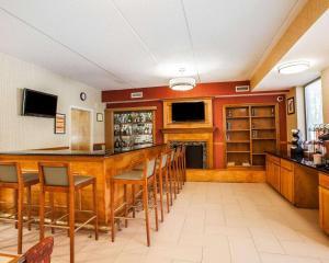 Comfort Inn Lehigh Valley West, Hotels  Fogelsville - big - 30