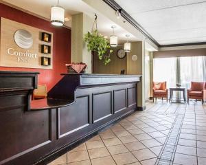 Comfort Inn Lehigh Valley West, Hotels  Fogelsville - big - 32