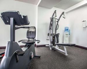 Comfort Inn Lehigh Valley West, Hotels  Fogelsville - big - 34