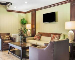 Comfort Inn Lehigh Valley West, Hotels  Fogelsville - big - 37