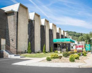 Quality Inn&Conference Center Franklin - Hotel