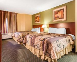 Sleep Inn Near Ft. Jackson, Hotels  Columbia - big - 13
