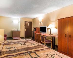 Sleep Inn Near Ft. Jackson, Hotels  Columbia - big - 16