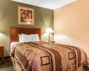 Sleep Inn Near Ft. Jackson, Hotels  Columbia - big - 20