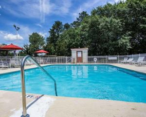 Quality Inn Fort Jackson, Hotels  Columbia - big - 31