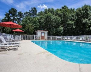 Quality Inn Fort Jackson, Hotels  Columbia - big - 37
