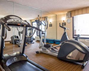 Quality Inn Fort Jackson, Hotels  Columbia - big - 38