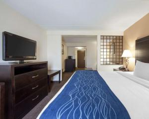 Comfort Inn Oak Ridge, Hotels  Oak Ridge - big - 5
