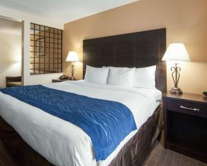 Comfort Inn Oak Ridge, Hotels  Oak Ridge - big - 21