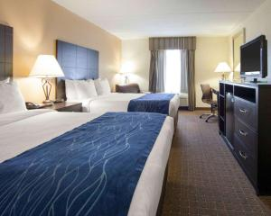 Comfort Inn Oak Ridge, Hotels  Oak Ridge - big - 17