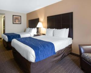 Comfort Inn Oak Ridge, Hotels  Oak Ridge - big - 6