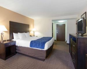 Comfort Inn Oak Ridge, Hotels  Oak Ridge - big - 14