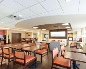 Comfort Inn Oak Ridge, Hotels  Oak Ridge - big - 15
