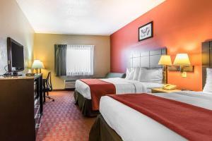 Quality Inn & Suites La Vergne, Hotels  La Vergne - big - 36