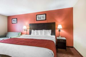 Quality Inn & Suites La Vergne, Hotel  La Vergne - big - 26