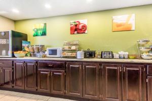 Quality Inn & Suites La Vergne, Hotels  La Vergne - big - 14