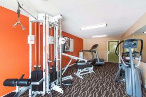 Quality Inn & Suites I-35 near AT&T Center, Hotels  San Antonio - big - 22