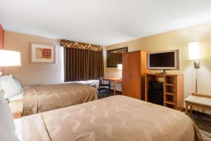 Quality Inn & Suites I-35 near AT&T Center, Hotels  San Antonio - big - 20