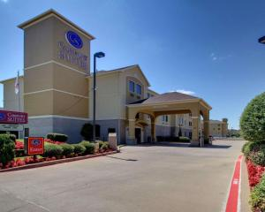 Comfort Suites Tyler South, Hotely  Tyler - big - 34