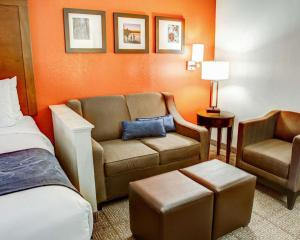 Comfort Suites Tyler South, Hotely  Tyler - big - 33