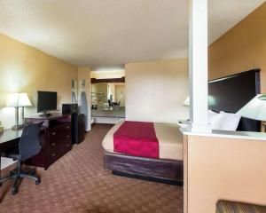 Econolodge Inn & Suites Downtown Northeast, Motel  San Antonio - big - 32