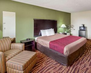Econolodge Inn & Suites Downtown Northeast, Motel  San Antonio - big - 42