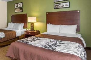 Sleep Inn & Suites Bush Intercontinental - IAH East, Hotel  Humble - big - 42